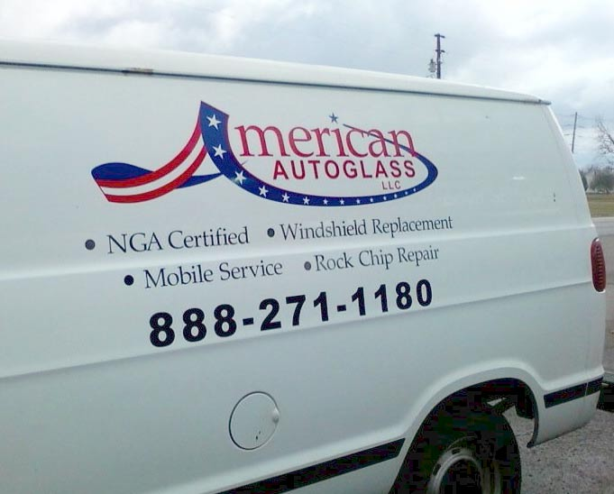 American Auto Glass LLC - 888-271-1180